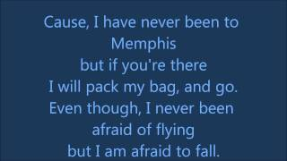 I Have Never Been To Memphis
