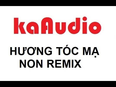 HƯƠNG TÓC MẠ NON | KARAOKE REMIX TECHNO