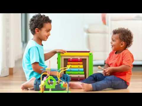 Daycare and Social Development - Eleni