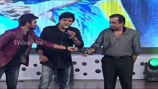 Ali punch dialogues | Attarintiki Daredi Audio Launch HD | Pawan Kalyan, Samantha
