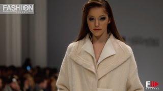 VOROZHBYT ZEMSKOVA Fall Winter 2017-18 Ukrainian Fashion Week  - Fashion Channel