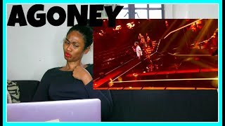 GALA 10 | AGONEY - SOMEBODY TO LOVE  | Reaction