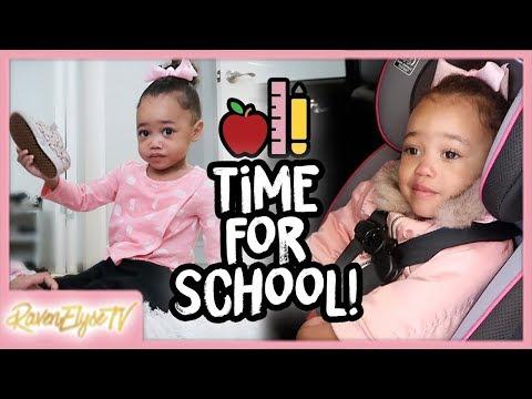 RAY'S WEEK | Pre-School Morning Routine + Mommy Duties!