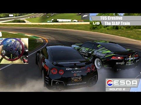 Forza 6 GoPro ESDA Round 2 Road Atlanta Drift Comp! - My First Battle!!