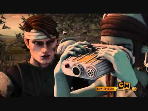 Star Wars The Clone Wars AMV - Ever Dream