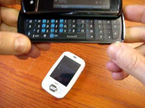 Video recensione Asus P552W vs HP Data Messenger