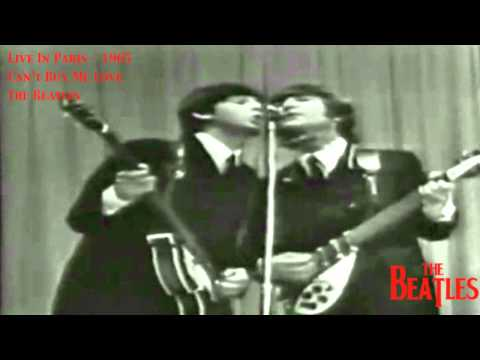 Can't Buy Me Love (Live In Paris - 1965)