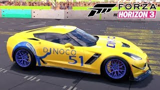 Cruz Ramirez a 428 km/h no Jogo Forza Horizon 3 Gameplay PC
