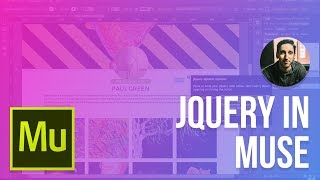 Adobe Muse CC Tutorial | Using jQuery in Adobe Muse