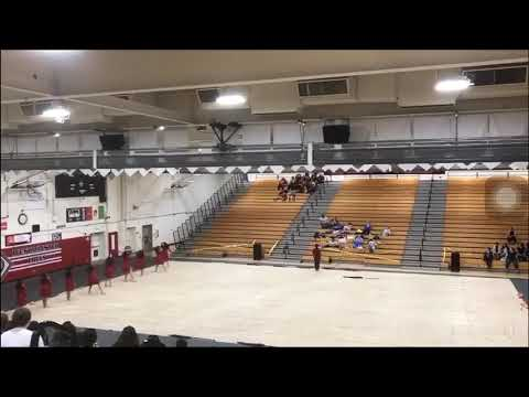 """South East High School Winterguard 2018 Champs """" fall for you"""""""