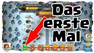 DAS ERSTE MAL - IN DER CWL LIGA   Clash of Clans Deutsch   Let´s Play COC