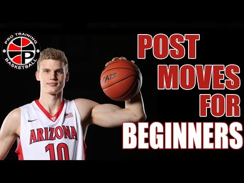 Introduction to Post Moves | 3 Post Moves For Beginners | Pro Training Basketball