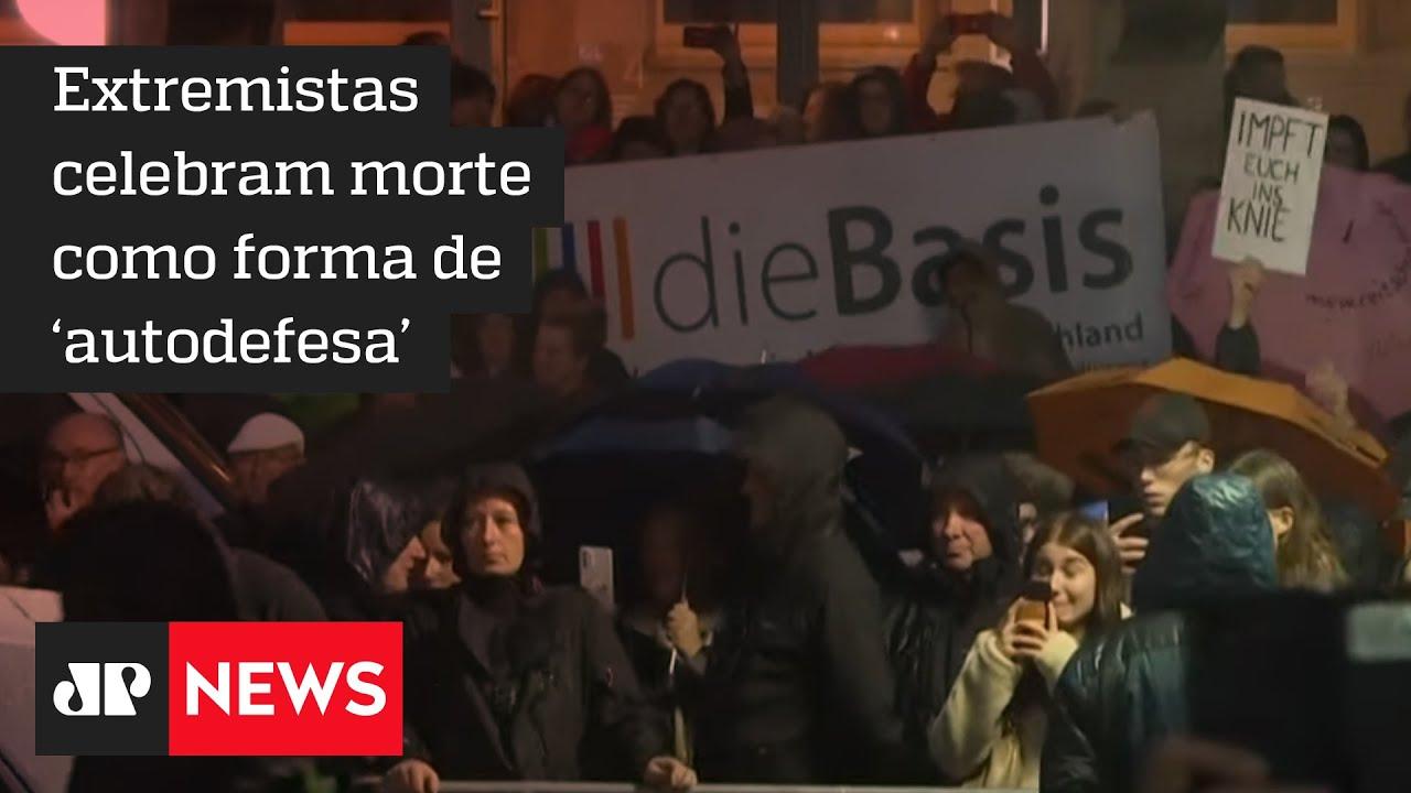 Download Funcionário é morto por exigir uso de máscara em estabelecimento na Alemanha
