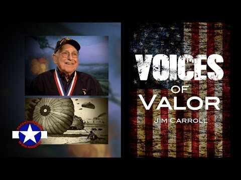 Voices of Valor - Jim Carroll