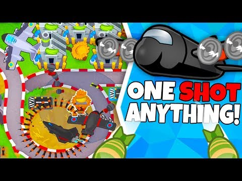 Bloons TD 6 | Tier 5 MAX Upgrade Monkey Aces! | INSANE 3 Plane Strategy!