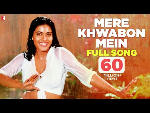 Mere Khwabon Mein - Full Song | Dilwale Dulhania Le Jayenge