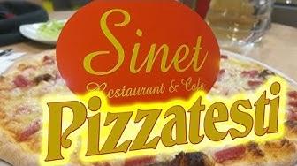 Pizzatesti - Pizzeria Sinet Joensuu
