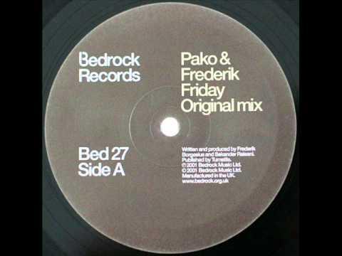 Pako & Frederik - Friday