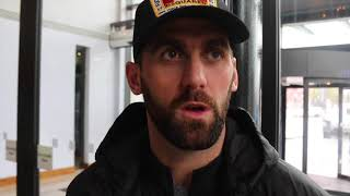 I BELIEVE I CAN KNOCK BROPHY OUT - ROCKY FIELDING /& ON SMITH WIN OVER SKOGLUND, GROVES-COX, EUBANK