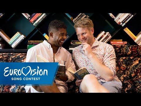 John Lundvik Aus Schweden   Speeddate   Eurovision Song Contest