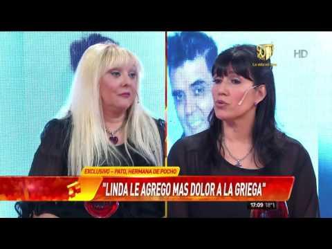 La hermana de Pocho La Pantera y su amante se cruzaron feo en Infama