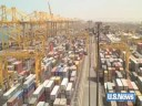Dubai, United Arab Emirates - One of the World's Busiest Ports