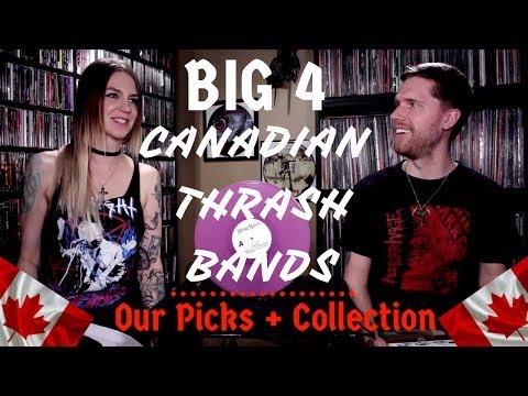 Big 4 Canadian Thrash Metal