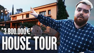MI NUEVA MANSIÓN 2021 | HOUSE TOUR IBAI LLANOS