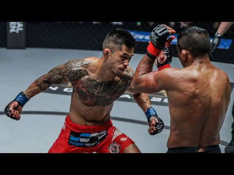 Every Martin Nguyen KNOCKOUT In ONE Championship