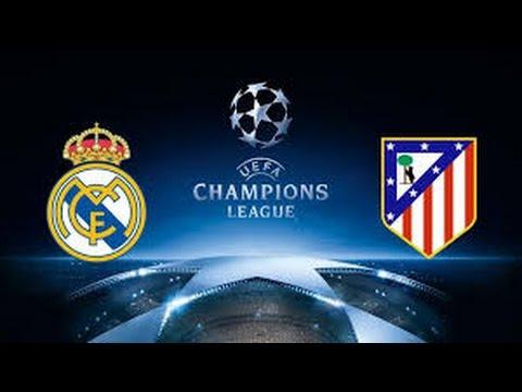 Real Madrid V Atlético Madrid