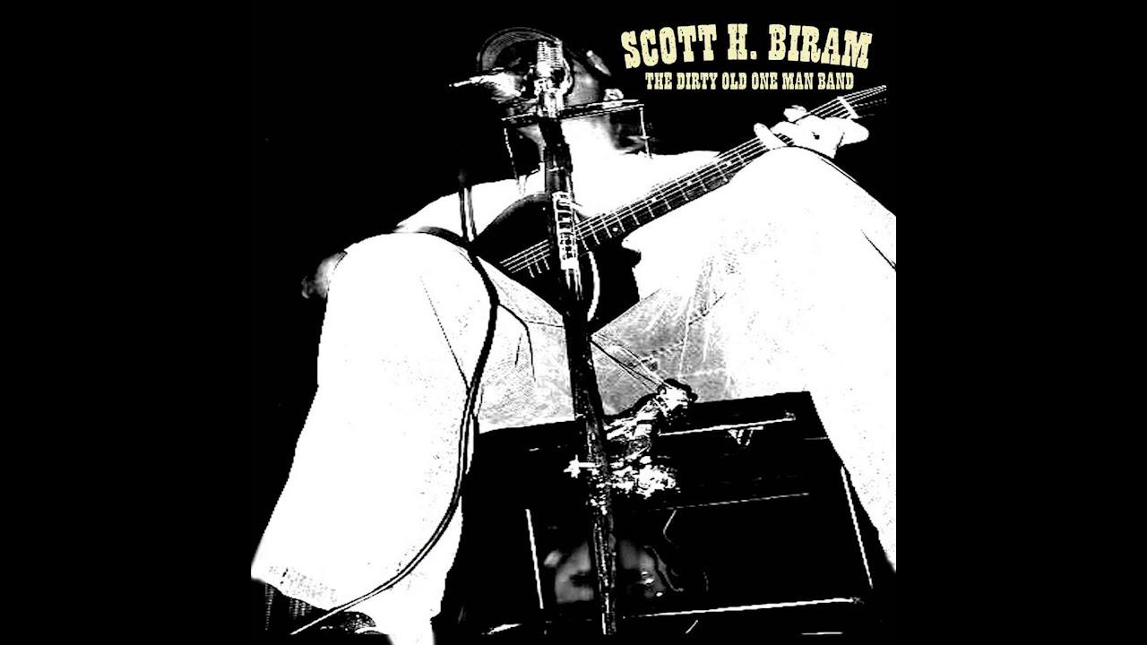 scott h biram the dirty old one man band