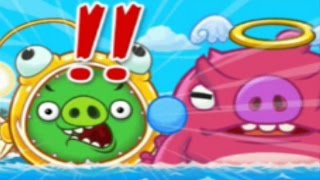 Angry Birds Fight - Super Angler Pig + Super Extra Love Pig Valentine's Day!