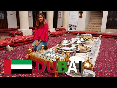 What You Don't Know About DUBAI - EMIRATI Food & Culture [Ep. 3] 🇦🇪