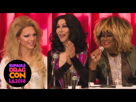 Seeing Stars with Chad Michaels, Derrick...