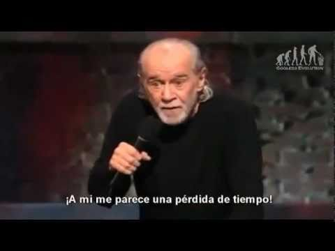 On Religion - George Carlin (subtítulos español)
