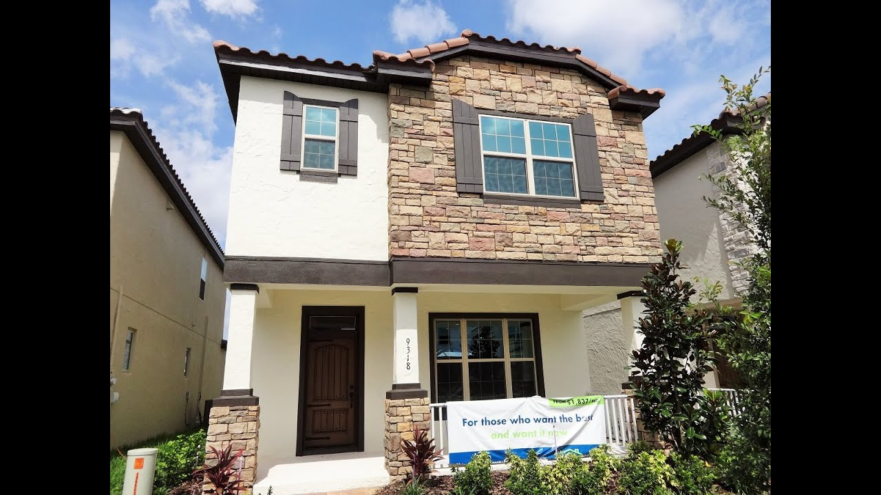 Winter Garden New Homes Watermark By Meritage Homes