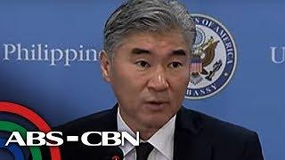 TV Patrol: Balangiga bells, maibabalik sa Pilipinas: US ambassador