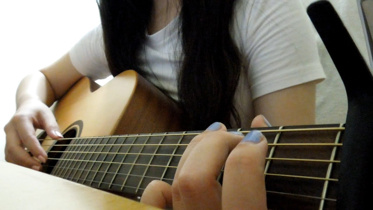 T Yoonmirae Always Weasy Guitar Chords Chunchun Youtube