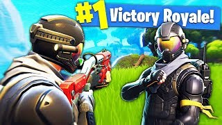 TOP 1 with THE SKINS the MORE RARE fortNITE Battle Royale!! - (Starter Pack)
