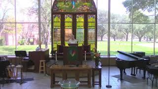 First Presbyterian Church of Rockwall Worship 08-22-2021
