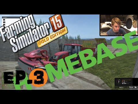 Farming Simulator 2015 / XPilot P / EP.3