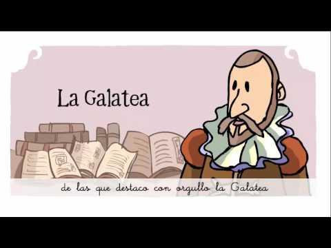 Miguel De Cervantes Saavedra Biografía Youtube
