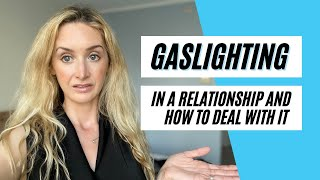 What does gaslighting mean in a relationship? Signs and examples of narcissistic gaslighting.