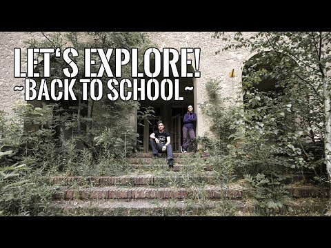 Urbex | ehemalige Berufsschule / abandoned professional school - Lost Places Germany