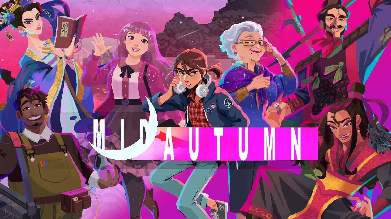 Midautumn - a supernatural rogue-lite coming to Kickstarter - YouTube