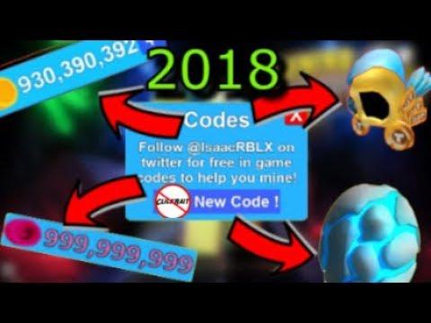 [NEW] 87x Code 😱 ! / Mining Simulator / Roblox