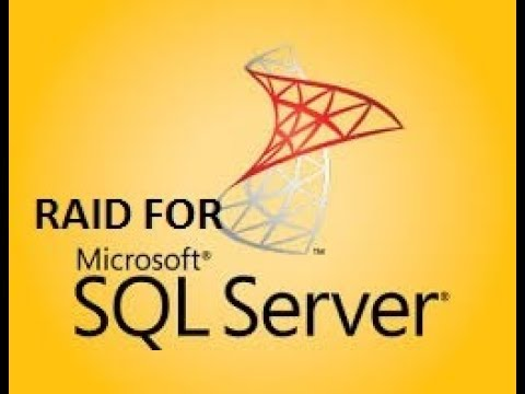 Which RAID Level Should You Use With SQL Server
