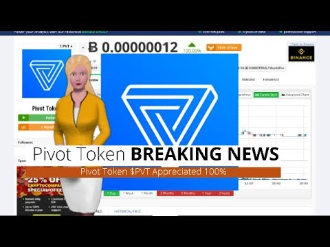 Cryptocurrency Pivot Token $PVT Rises 100% In the Last 24 Hours 9