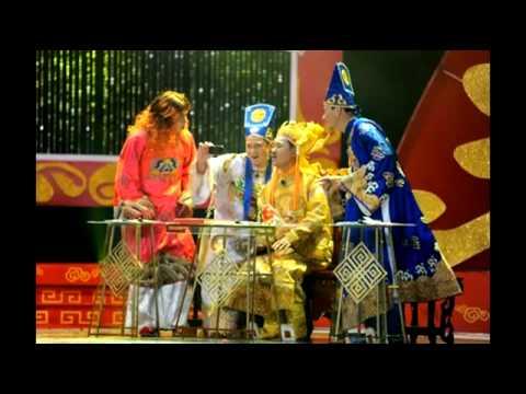 siêuvòng1.com - Nhạc chế cực hay trong Táo Quân 2011 - Teen vọng cổ