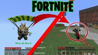 MADRE MIA!! FORTNITE / FREE FIRE EN MINECRAFT (PE,SWITCH,XBOX,XWIN10)!!!!!!